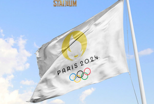How do athletes go to Paris 2024 Olympic Games?